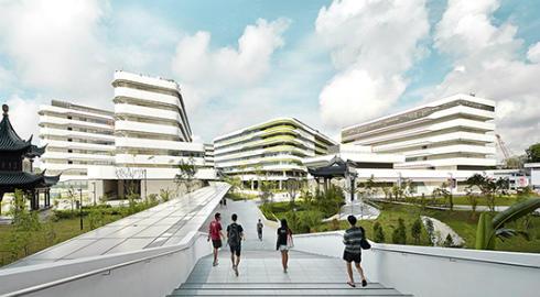 Đại học Công nghệ và Thiết kế Singapore (SUTD)– du học singapore