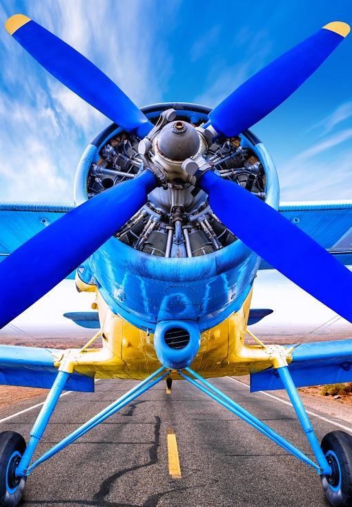 Học ngành kỹ thuật hàng không để chế tạo máy bay, vệ tinh và tàu vũ trụ.