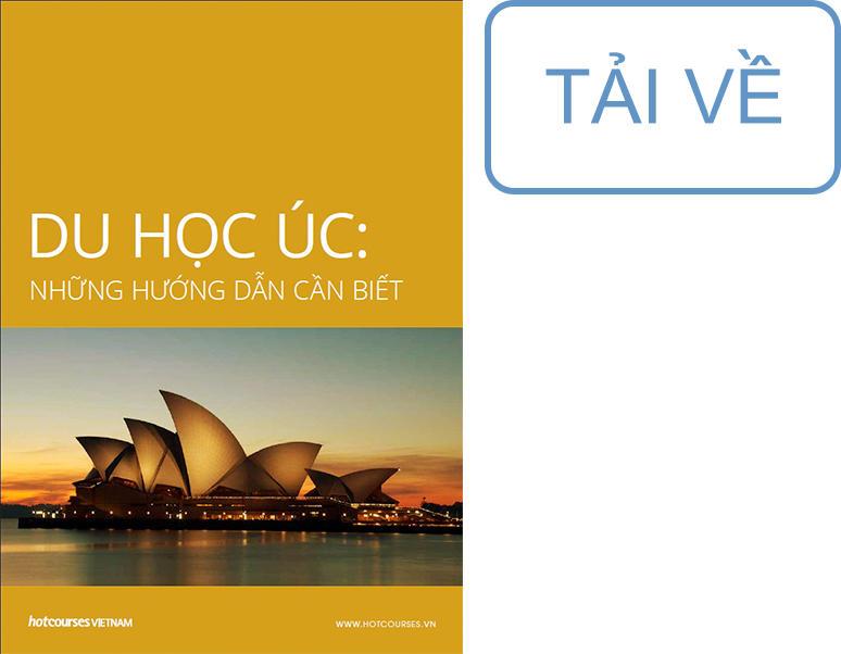 Ebook du học Úc
