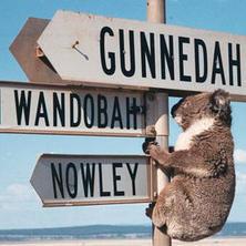 Avustralya'ya Varış