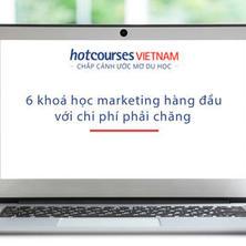 Hotcourses' Picks: Du học ngành marketing ở đâu tốt nhất và