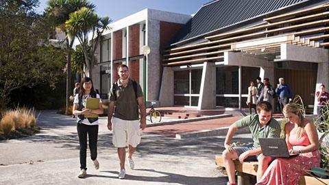 Lincoln University Landscape Building