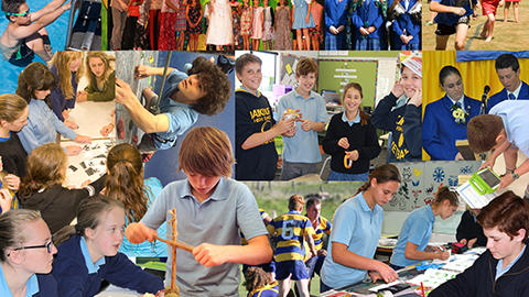 Prospectus Cover Collage