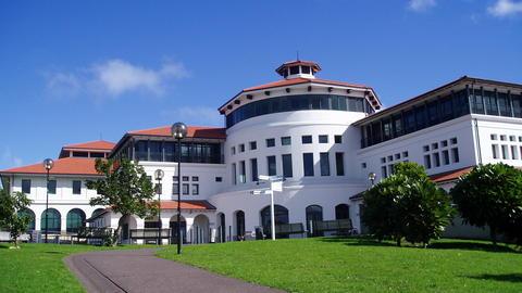 The Atrium building on the Auckland campus