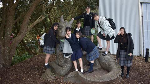 St Mary's College Wellington