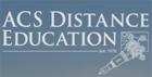 ACS Distance Education