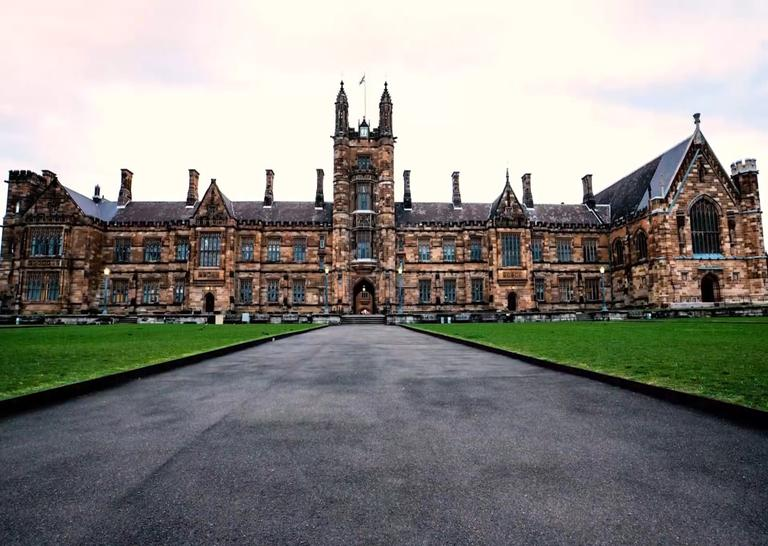 The University of Sydney | Đại học Sydney Úc