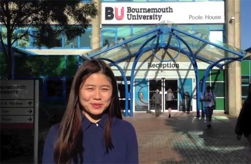 Bournemouth University UK